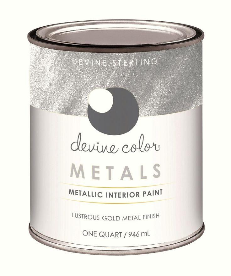 Paint Silvers: Best 25+ Metallic Paint Ideas Only On Pinterest