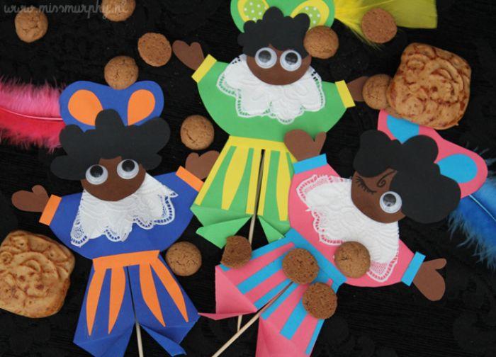 Pietjes maken voor met Sinterklaas
