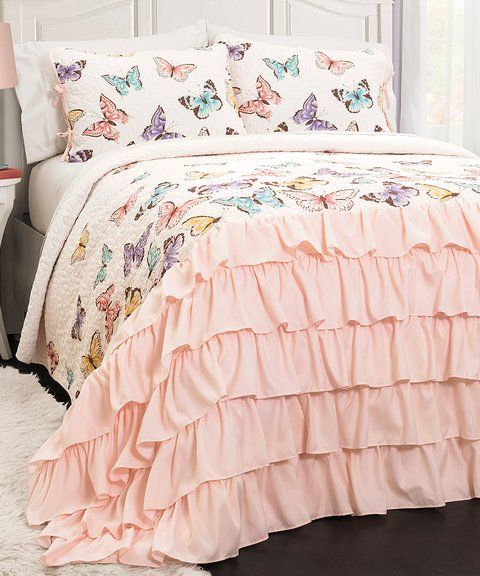 Zulily Something Special Every Day Butterfly Bedding