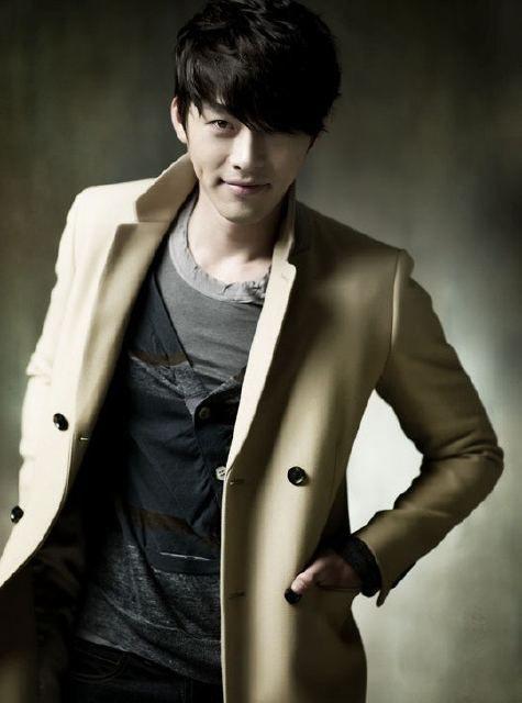 Check out Hyun Bin on DramaFever!