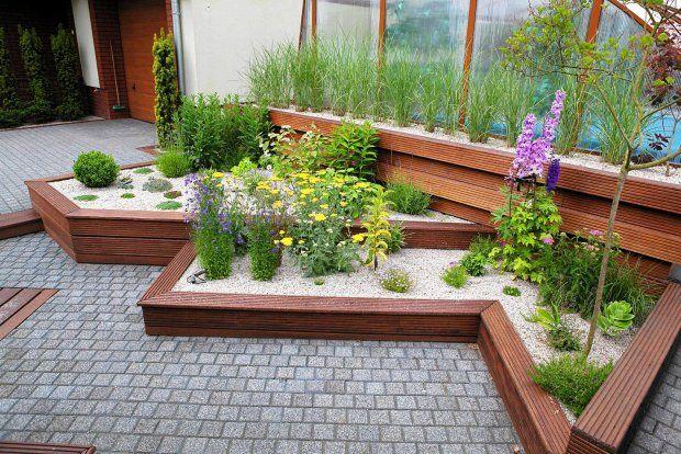 Ogród bezobsługowy
