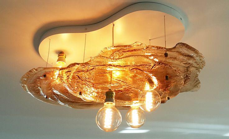 Wystrój wnętrz - lampa fusingowa