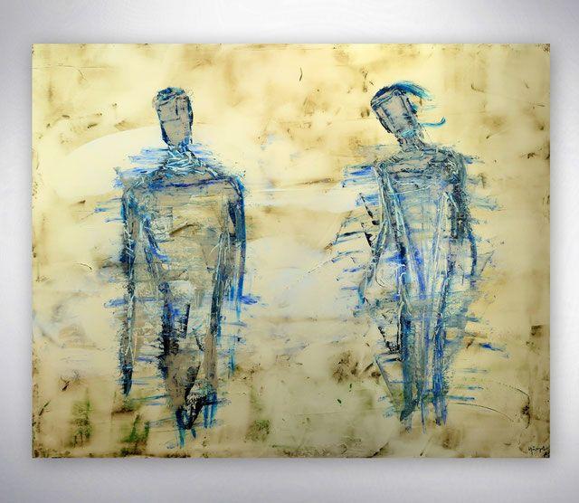 Moderne Malerei Figurativ Blau Abstrakte Gemalde Abstrakte Bilder Abstrakte Malerei Bilder Modern Moderne Gemalde Abstrakte Acrylbilder Moderne Original Abstraktes Gemalde Moderne Gemalde Abstrakt