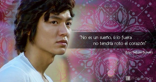 Boys Before Flowers | Palabras Inolvidables