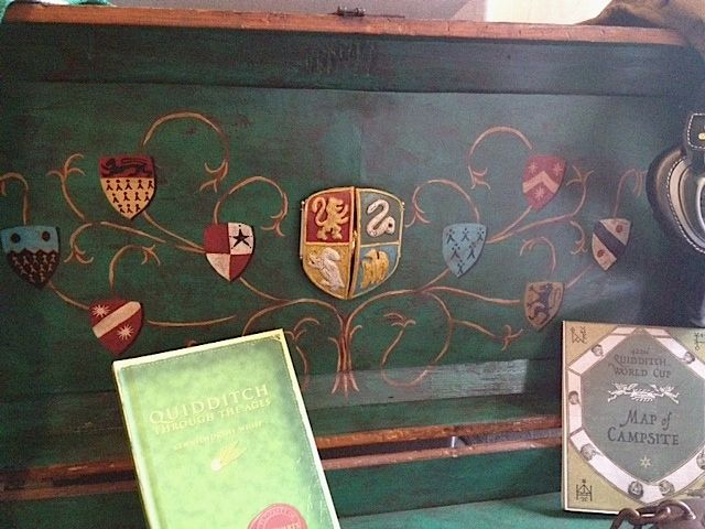 Harry Potter Book Trunk ~ Best images about harry potter on pinterest magic