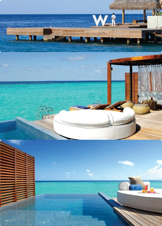 W, Maldives honeymoon!!!!!! Booked and ready to go for sept 13. 6 days in ultimate paradise