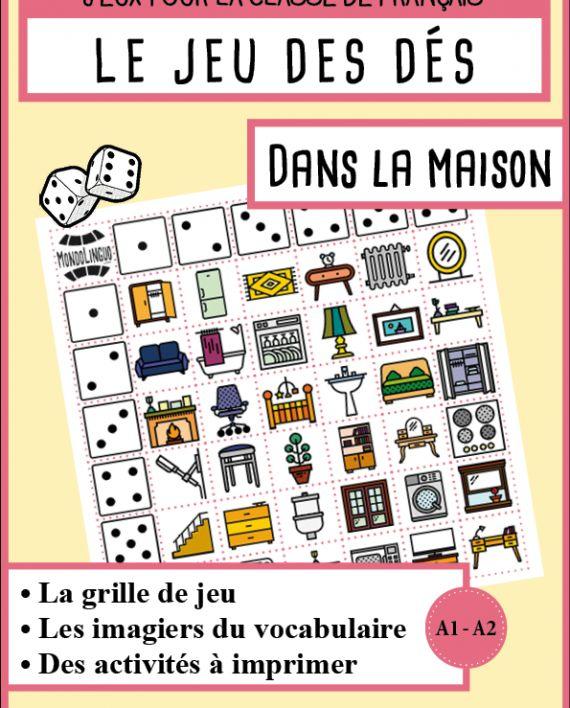 297 best images about fle maison on pinterest french posters french house - Piece de la maison en c ...