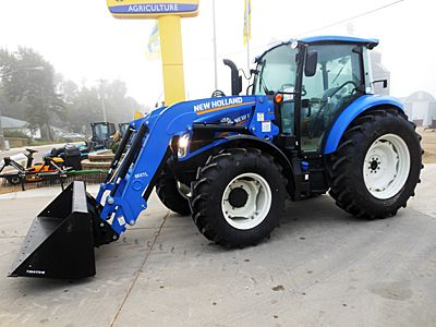 Werner Implement's lineup of new tractors