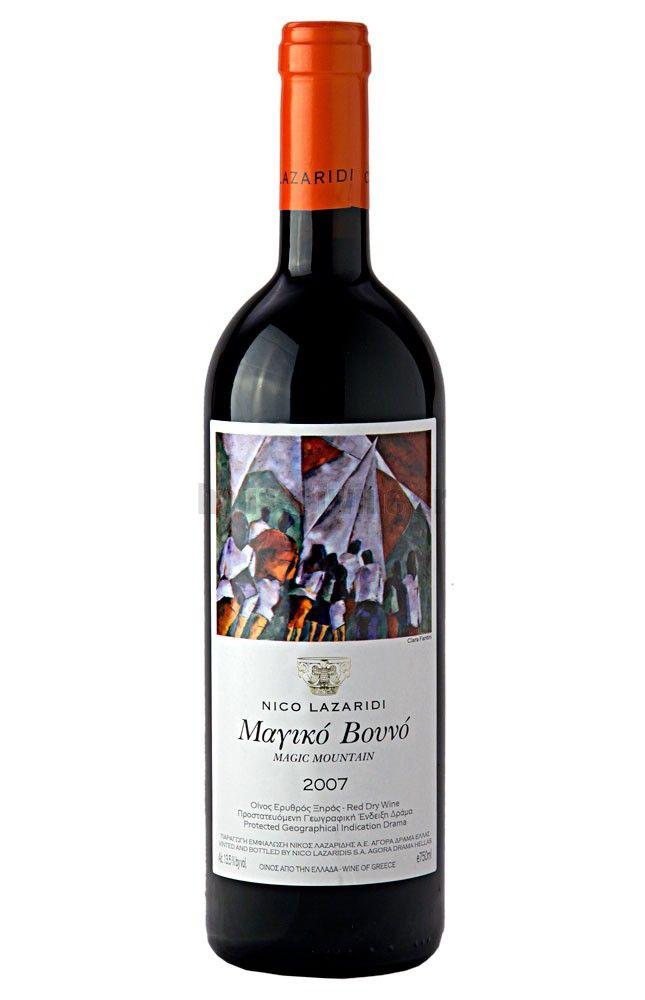 Μαγικό Βουνό - Ερυθρός Magnum - Ερυθρά Κρασιά - Κρασί - Online Κάβα House of Wine - e-κάβα σου