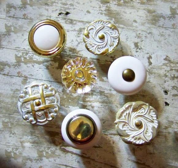 Home Décor Inspiration: Decorative Knobs via Free People