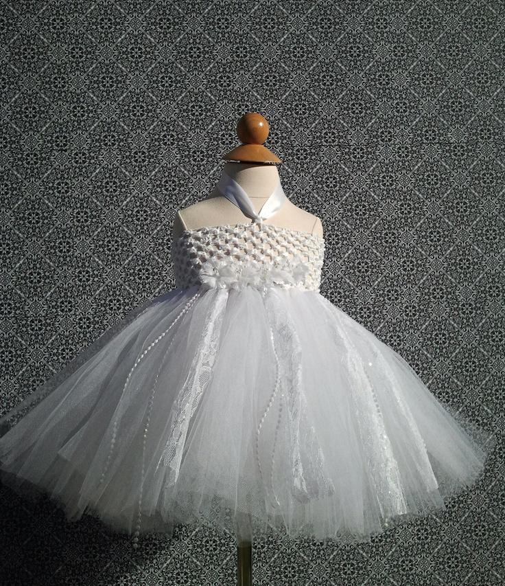 17  images about Baptism dresses on Pinterest  White tutu ...