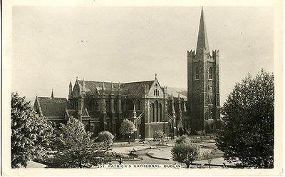 St. Patrick's Cathedral Dublin 1964