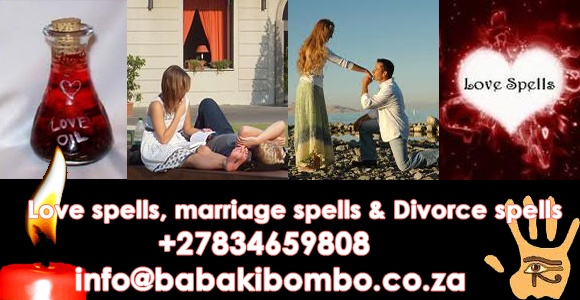 my name is Baba Kibombo a psychic and spell caster, am currently based in south Africa but offer my services to everyone irregardless of their race, nationality, religious or sexual orientation, i help with binding and bringing back lost lovers, i do free psychic readings online or telephonically, i also do spiritual healing and cleansing, removal of bad luck, i stock lucky charms, noorani rings,etc,, i offer mail orders world wide, you can visit my website for