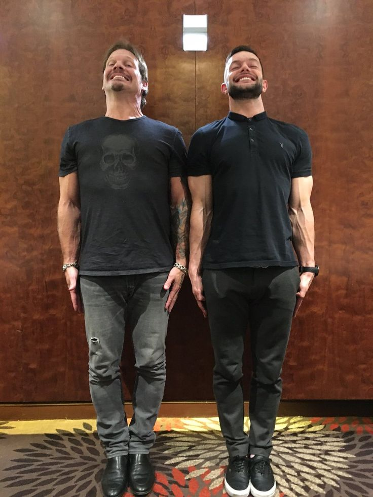 Finn Balor & Chris Jericho