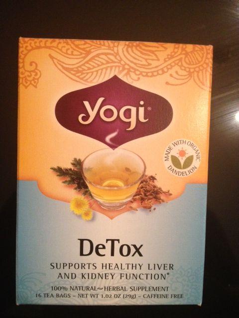 Yogi Detox and Ginger Teas Product Review | Yogi detox tea benefits, Ginger tea, Yogi tea
