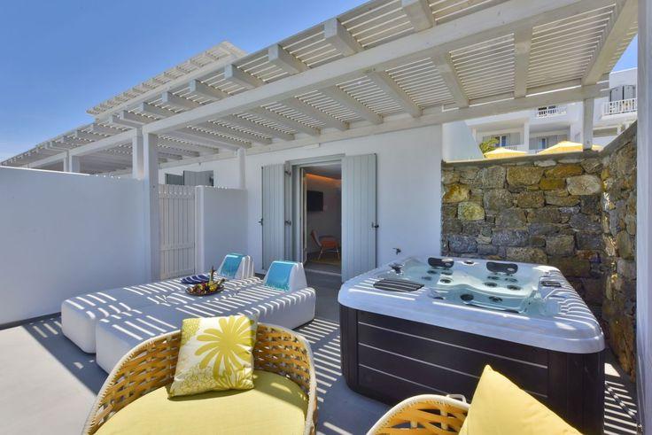 Imagination gets reality at Myconian Korali !  #MyconianKorali #Accommodation #Lifestyle #Mykonos #Vacations #Wonderful #Travel