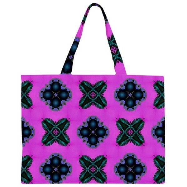 Purple Zipper Large Tote Bag CowCow ❤ liked on Polyvore featuring bags, handbags, tote bags, purple purse, tote handbags, print tote bags, tote bag purse and long strap purse