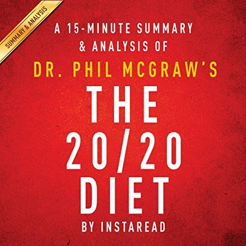 The 20/20 Diet by Phil McGraw (2015, Hardcover)