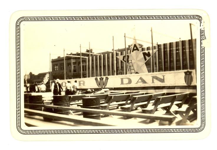 Dan Moody's Campaign 1910 - Taylor, TX