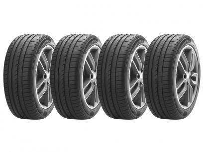 """Kit 4 Pneus Aro 14"""" Pirelli 175 70R14 - P1 Cinturato com as melhores condições você encontra no Magazine Raimundogarcia. Confira!"""