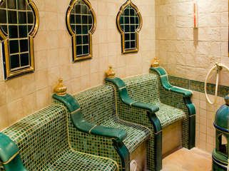 Saunawelt - im Wellnesshotels mit Sauna im Harz