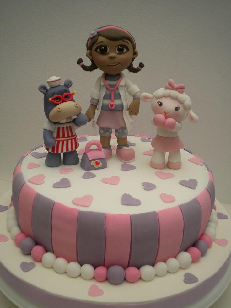 Torta Doctora Juguetes   Pastelera Bakery Shop   Flickr