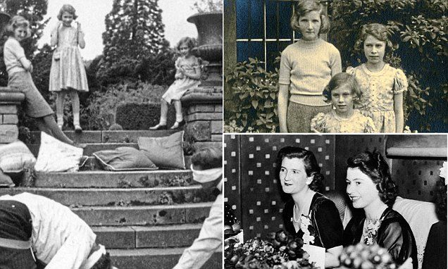 In the first part of a magical new series based on her memoirs, we share the Queen's cousin's rare insight into a royal childhood.