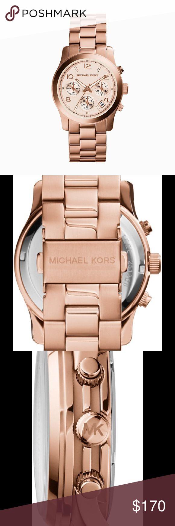 MICHAEL KORS rose gold watch MICHAEL KORS rose gold watch . The Mk-5128 KORS Michael Kors Accessories Watches