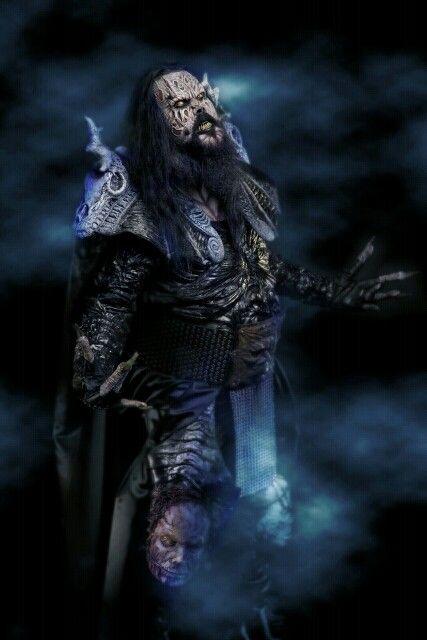 Mr Lordi