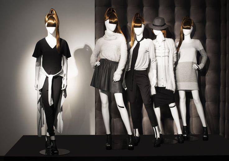 AEGON - Top collection by More Mannequins #FemaleMannequin #boutique #fashion