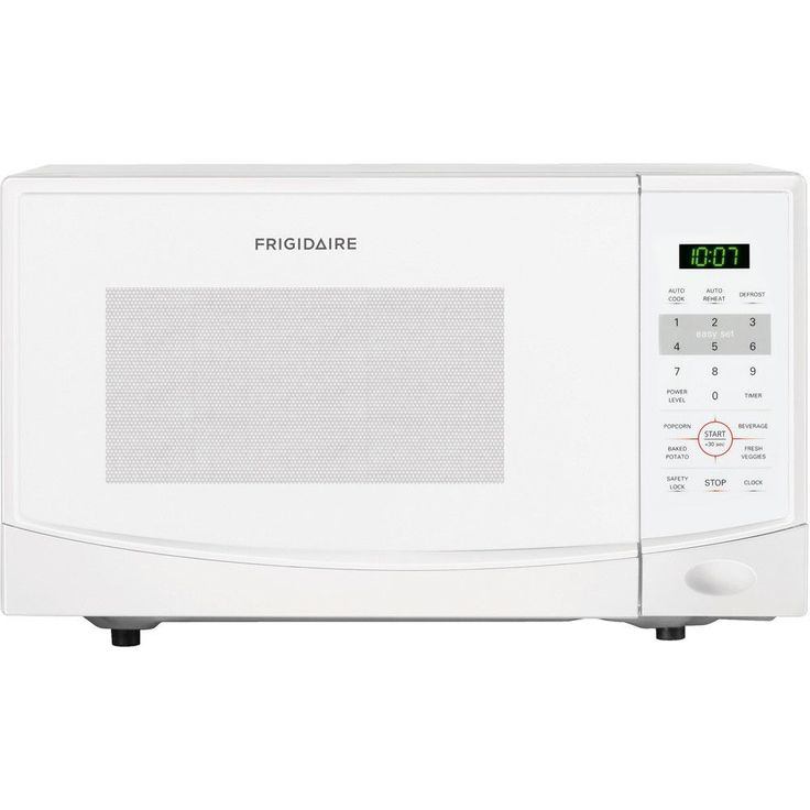 0.9 Cu. Ft. 900W Countertop Microwave