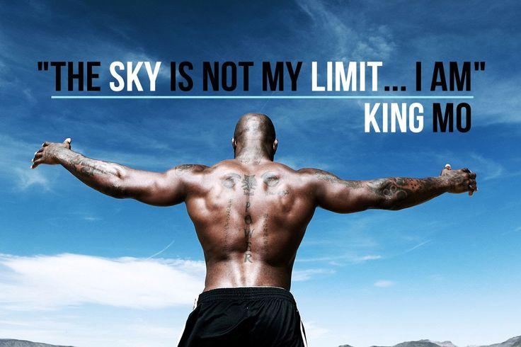 "See How Bellator MMA's Muhammed ""King Mo"" Lawal Trains"