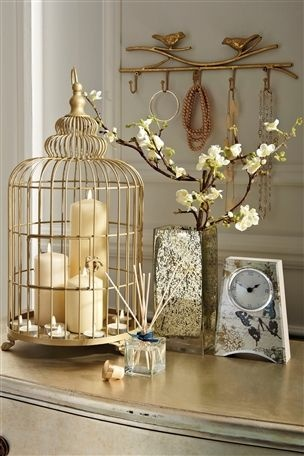 Chinoise Living   Accessories   Wall Art   Home Furnishings   Homeware    Next Official Site. 25  best ideas about Bird cage decoration on Pinterest   Bird cage
