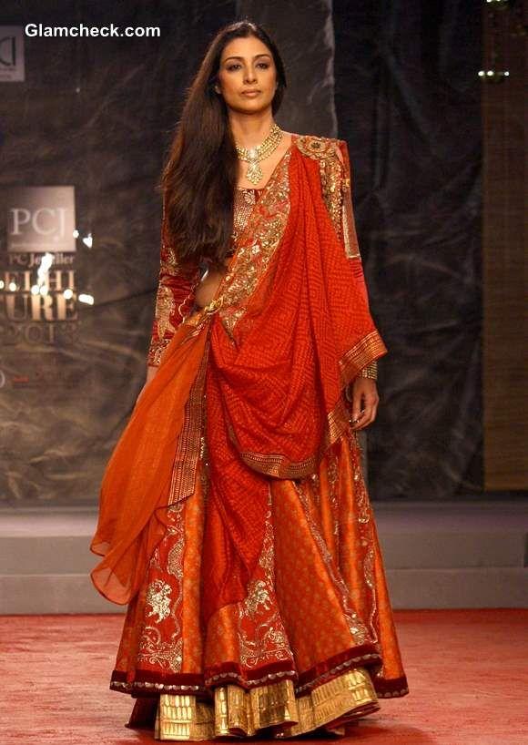 Delhi Couture Week 2013 Day 1 Tabu for Anju Modi