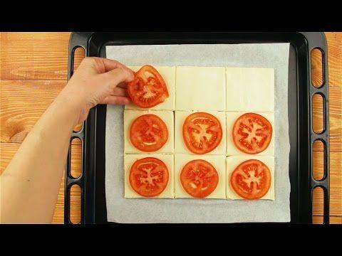 Na lístkové cesto uložila plátky paradajok: Toto vás zachráni vždy, keď príde…