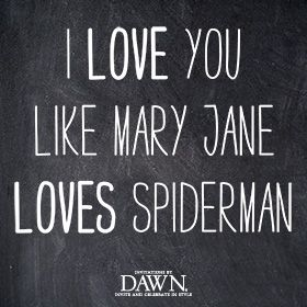 107 Best Images About Mary Jane And Spiderman On Pinterest