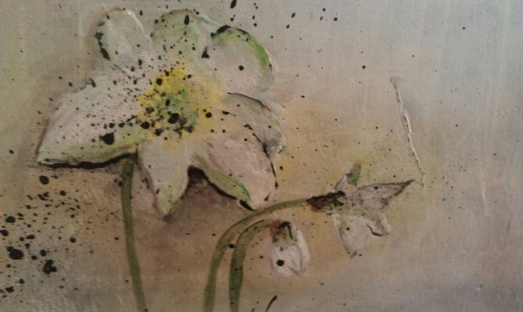 Acryl auf Leinwand von Uschi Wiese