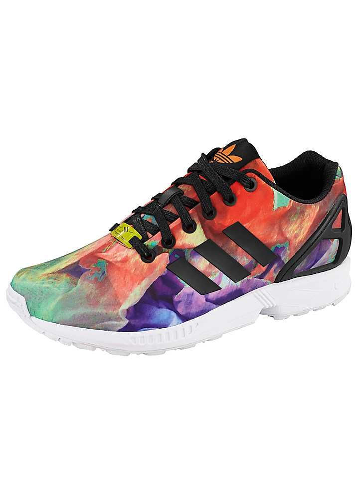 adidas Originals Multi \u0027ZX Flux W\u0027 Trainers
