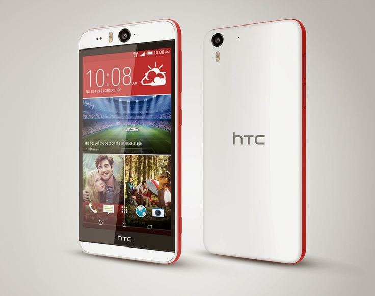 Gadget tips : HTC Desire Eye - Wolf in Sheep's clothing