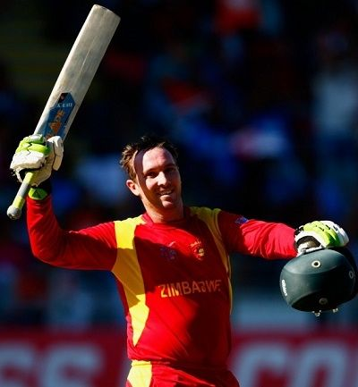 Zimbabwe Cricket Team captain Brendan Taylor scored century in his last One-Day International game of career against India in 2015 cricket world cup. This was Taylor's eighth ODI hundred and first versus Indian team. He made 138 runs in 110 balls before dismissed by Mohit Sharma. He had announced retirement from One Day cricket before ...