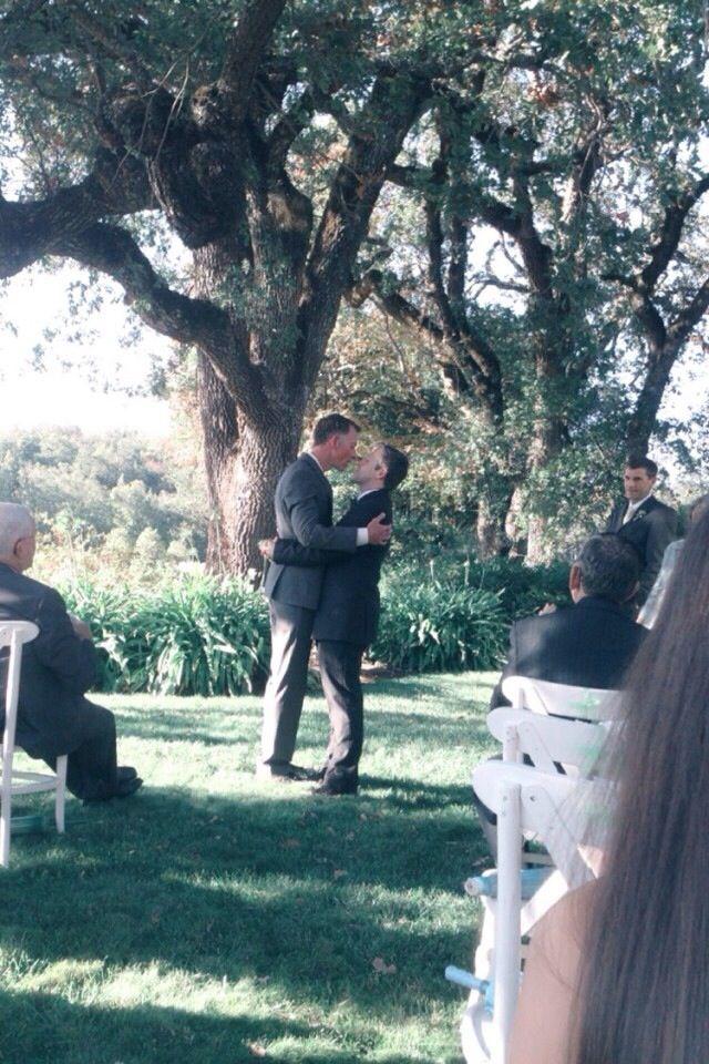 Rob & John 10-26-13 @ Atwood Ranch #gaywedding