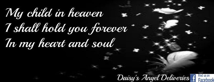 My child in heaven... | God Made my Daughter an Angel ...