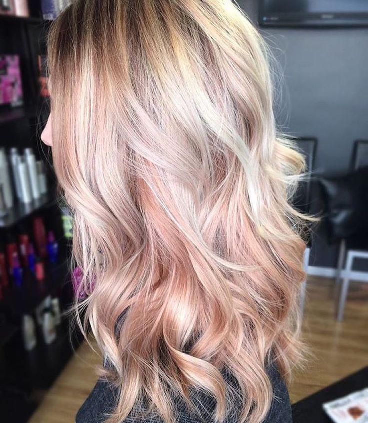 cool Оригинальные розовые волосы (50 фото) — Стильное окрашивание 2017