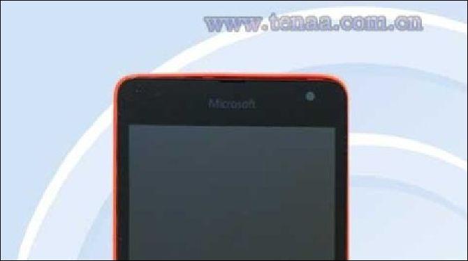 RM-1090 passes through China's TENNA, reveals Microsoft branding (5″ inch display, qHD resolution, Dual SIM, Rear Cam with Flash & Front facing camera)