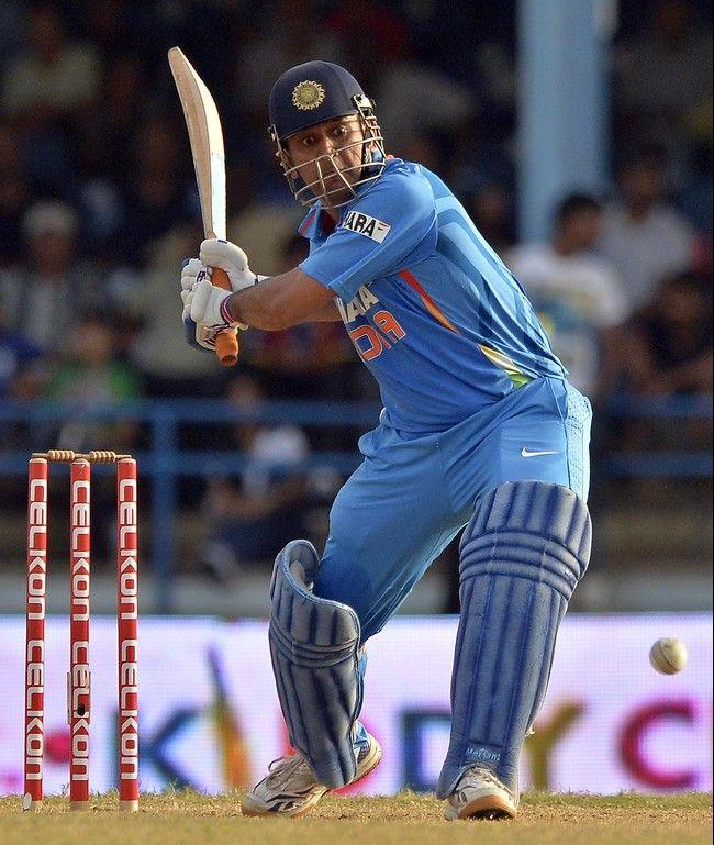 MS Dhoni #Cricket