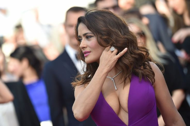 Salma Hayek - Rocco and His Brothers Premiere in Cannes : Global Celebrtities (F) FunFunky.com