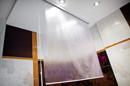 Half-cassette para cortina de baño peva blind 160 ancho x 240 cm de altura lechoso modelo drops acción más amplio cortina de ducha ciego Duschrollo 160cm http://www.amazon.es/dp/B005JJZLYC/ref=cm_sw_r_pi_dp_eJkzub152FRAH