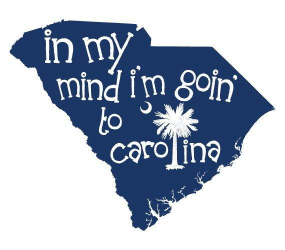 Cant you see the sunshine?? Cant you just feel the moonshine?? Aint it just like a friend of mine, to hit me from behind?? Yes, Im goin' to Carolina in my mind :)