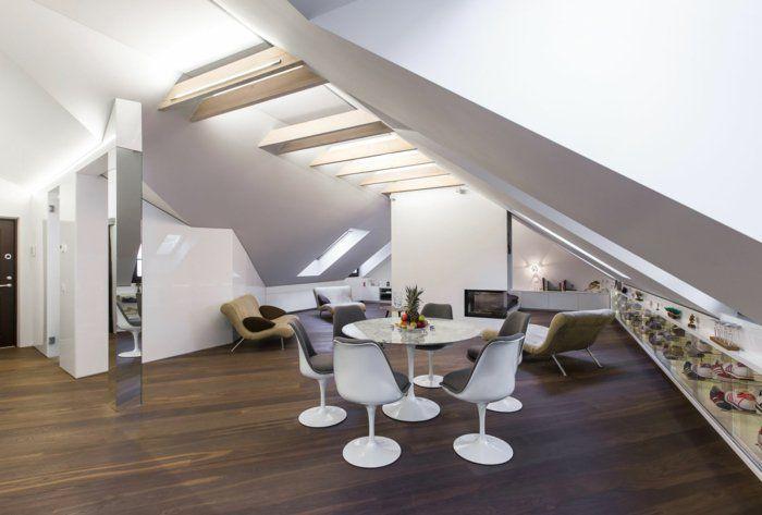 17 best ideas about amenagement sous pente on pinterest - Amenagement chambre mansardee ...