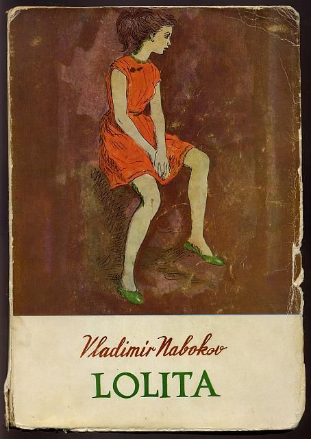 My dear Lolita of Vladimir Nabokov